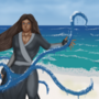 Katara Fan Art! by Floodwing