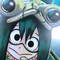 Asui Tsuyu - My Hero Academia