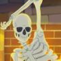 mrs skeleton by gabrielallenm