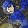 Uh oh. You done goofed mega man. by OmgXero
