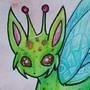 Odoneon bugtype by LoredanaTattoo