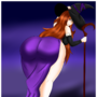 Sorceress from Dragons Crown by bxBLAZExd