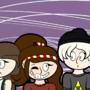 Character Lineup by Midgesaurus