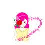 She likes Roses by GoldHeartSenpai