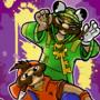 Super Mario Jet Set mashup by Blipsqueek