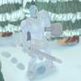 The White Ice Knight by MystisSassy