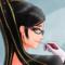 Bayonetta from the Hit Game Bayonetta