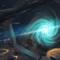 Orbital battle