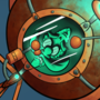 Steampunk Diver by Derkasnake