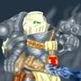 The Grey Knight by XxLaMxX