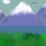 Mountain by SuperHotChili