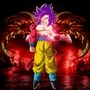 Goku Super Saiyan 4 (Demon) by WIKAWAKA