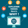 Reasons why you need great animated explainer video by PitchWorx