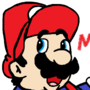 Old-Styled Mario (Super Mario Bros Super Show) by meatdew26