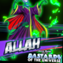 Allah cut by kaxblastard
