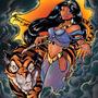 Jasmine by EvanScale