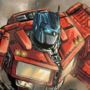 Optimus Prime by J-Caro
