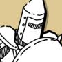 Sir Pinhead by SprayonBerries