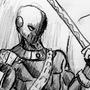 Death Stroke by chimera64000