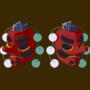 Guardian Tengu Masks by maruki