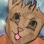 Frolicking Eevee by foxgirlmsb