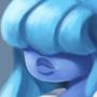 Sapphire Fanart by fluffy-fez