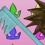 Sora the Brave by MysteryCupofJoe