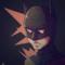 batty man