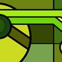 Green Circles by ShadowDark3