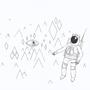 asstronaut by Rutger