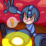 Mega Man by DarkShadow8181