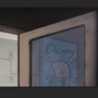 Background painting for Agent Bird