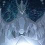 Ice Crystal Dragon by Kurosuzaku
