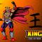 Tekken King Colored Colored