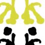 Rorschach inkblot test 03 by FallOutFox