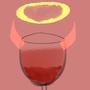 A Little Bit of Wine by PIr80r