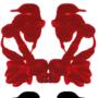Rorschach inkblot test 10