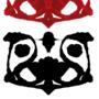 Rorschach inkblot test 11 by FallOutFox