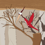 Some Bird In A Canyon by MasterCyconide
