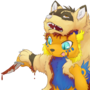 Gore: Wearing My Characters by Uluri