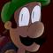 Luigi's spooky house