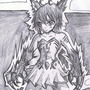 wolf girl by ian6
