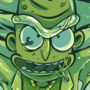 Toxic Rick by geogant