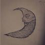 Old Man Moon by Kyruki