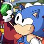 Sonic CD by LinkNiak