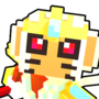Golden Striker: Trove Render by NE-O-N