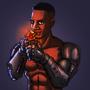 Mortal Kombat - Jax Fan Art