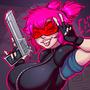 Chris (Nightmare Cops) by eddy7879
