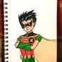 Robin by PierceAnimation