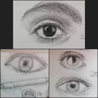 Progress of my realistic eyes by kalmA1337